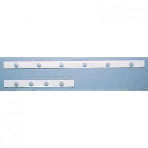 MAGNETOPLAN Magnetwandleiste 16271M weiß 1000x50mm