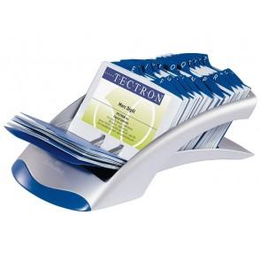 Visitenkartenständer VISIFIX si VISIFIX desk mit 100 Hüllen
