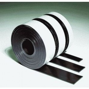 Magnetband selbstklebend 25 mm x 3 m, braun