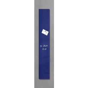 SIGEL Glas Magnetboard GL103 artverum violett 12x78cm