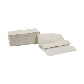Papierhandtuch natur 1-lagig 25x23cm 5000 Blatt Z/Z-Falzung