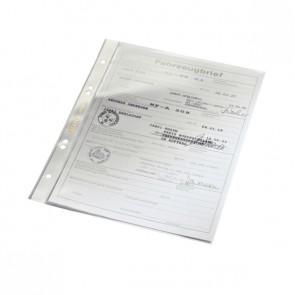 LEITZ Prospekthülle 4735 A5 PVC 0,09mm glasklar