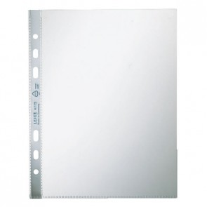 LEITZ Prospekthülle 4775 A5 PP 0,08mm glasklar