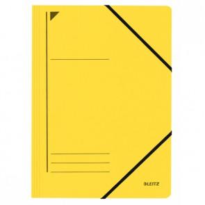 LEITZ Eckspanner 3980 A4 bis 300 Blatt gelb