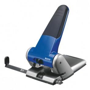 LEITZ Registraturlocher 5180 bis 65 Blatt blau
