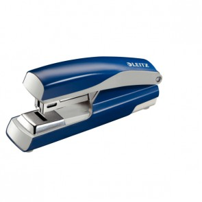 LEITZ Heftgerät Flat-Clinch 5505 bis 30 Blatt blau