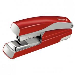 LEITZ Heftgerät Flat-Clinch 5523 bis 40 Blatt rot