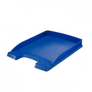 Briefkorb A4 Plus flach blau