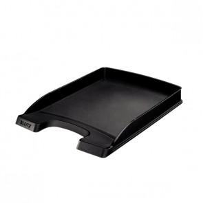 Briefkorb A4 Plus flach schwarz