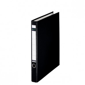 LEITZ Ringbuch 1014 PP A4 35mm 2-Ring schwarz