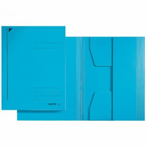Jurismappe A4 blau