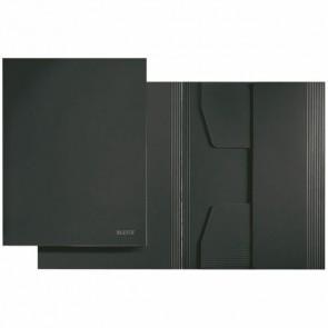 Jurismappe A4 schwarz
