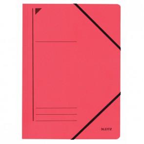 LEITZ Eckspanner 3980 A4 bis 300 Blatt rot