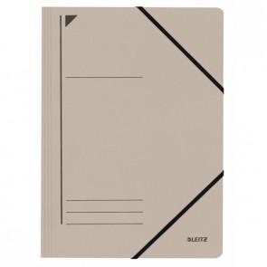 LEITZ Eckspanner 3980 A4 bis 300 Blatt grau
