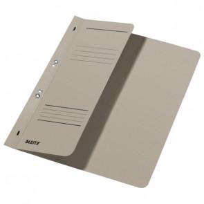 LEITZ Ösenhefter 3740 A4 1/2 Vorderdeckel grau