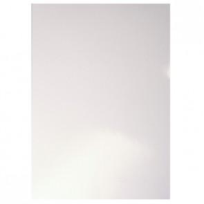 LEITZ Deckblätter glänzend 33651 215g weiß 100 Stück