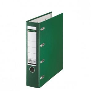 Doppelordner PP A4 2xA5quer grün