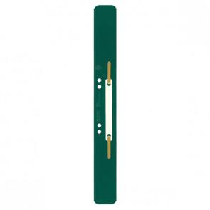 Einhängeheftstreifen lang PP grün