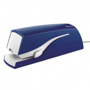 LEITZ elektrisches Heftgerät NeXXt 5533 für 20 Blatt blau