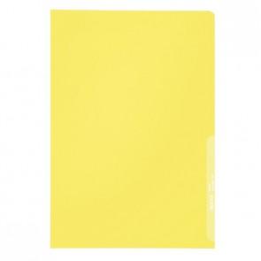 LEITZ Sichthüllen 4000 A4 PP gelb 0,13mm