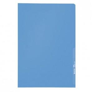 LEITZ Sichthüllen 4000 A4 PP blau 0,13mm
