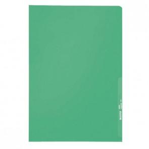 LEITZ Sichthüllen 4000 A4 PP grün 0,13mm