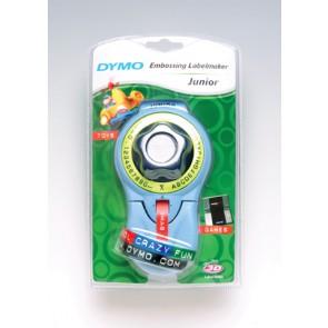 DYMO Prägegerät Junior blau  9mm