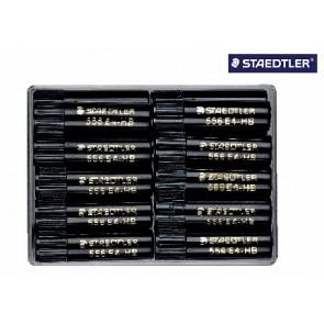 STAEDTLER Ersatzmine für Zirkel HB 4 Stück