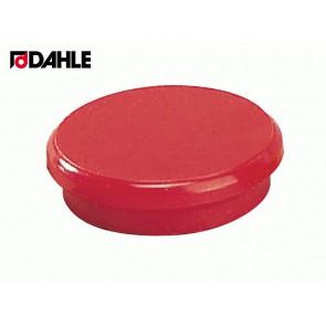 DAHLE Haftmagnet 24mm rot Haftkraft 3 N