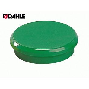 DAHLE Haftmagnet 24mm grün Haftkraft 3 N