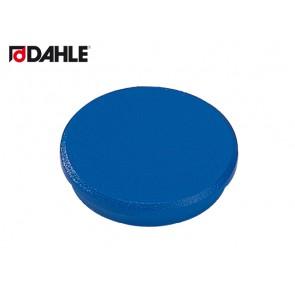 DAHLE Haftmagnet 32mm blau Haftkraft 8 N