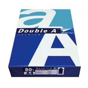 DOUBLE A Kopierpapier A4 80g  weiß 500 Blatt
