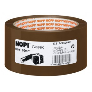 TESA Packband Nopi 57212  braun PP 66mx50mm