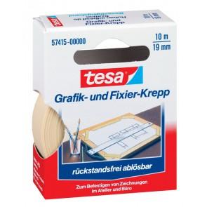 TESA Grafik & Fixierkrepp 57415 10m x 19mm