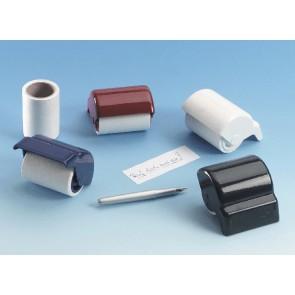 WEDO Roll-Löscher 802 schwarz aus Kunststoff